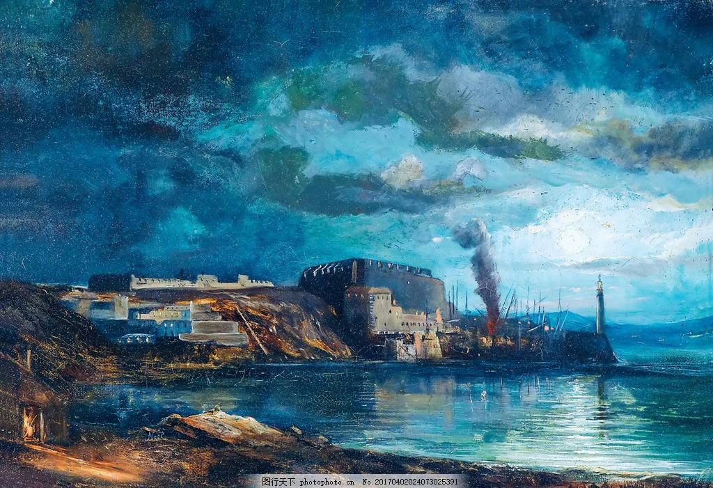 山水画 古典油画 人物油画 抽象画 欧式油画 抽象油画 装饰画 壁画