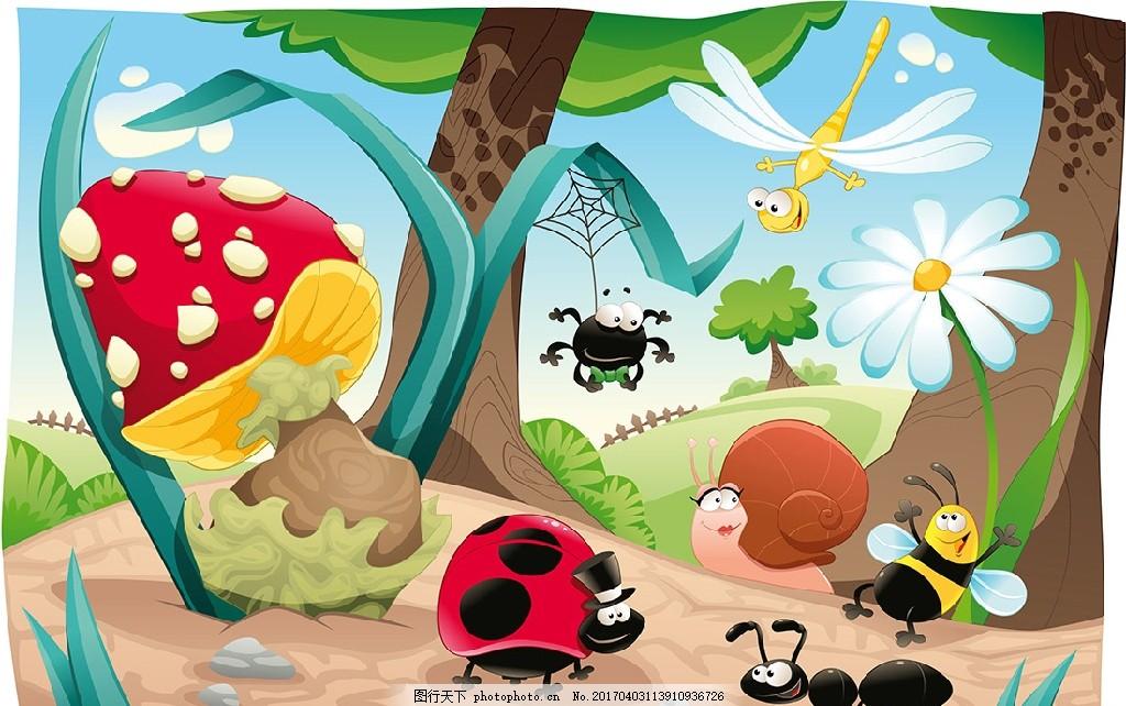 校园展板 卡通边框 卡通素材 可爱背景 宣传栏 儿童背景 文化墙 卡通