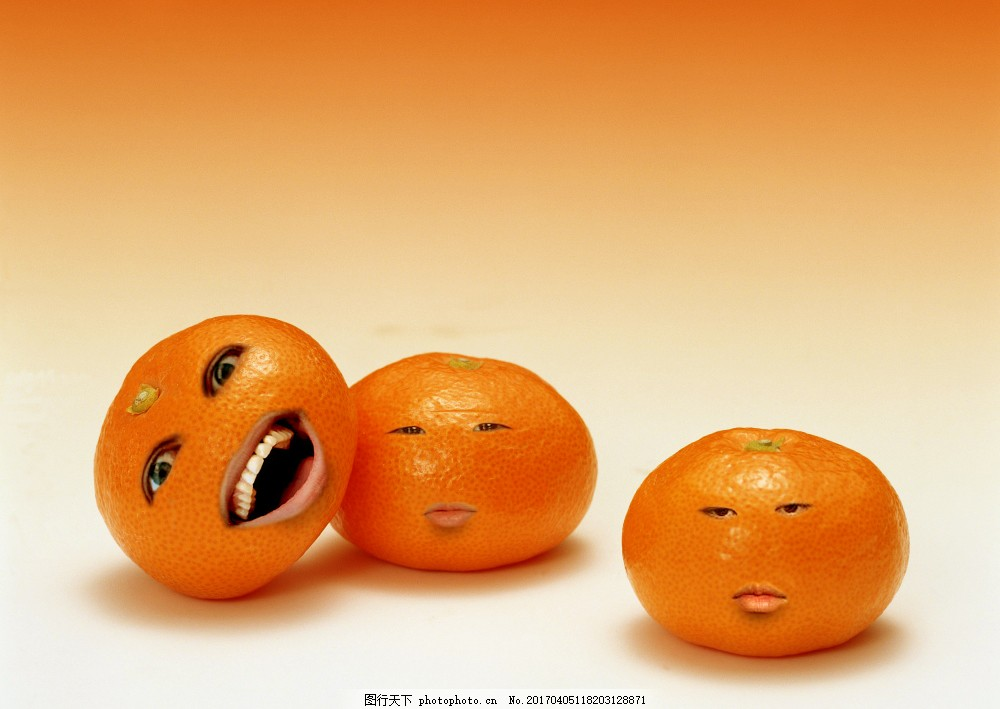 彩泥橙子手工制作大全