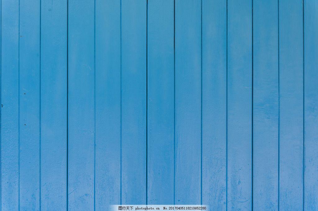 木板材质广告背景蓝色图案
