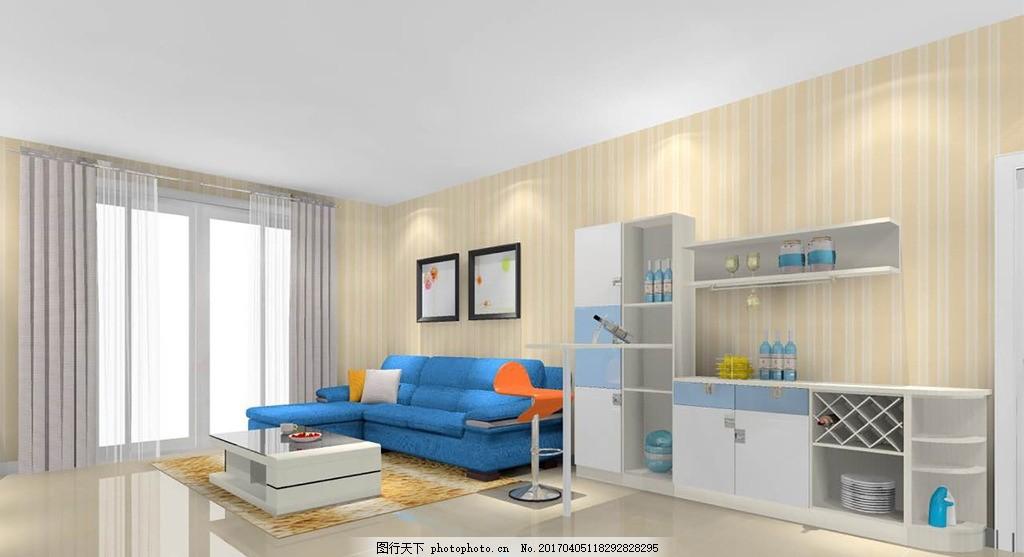 餐厅装修图 客厅效果图 客厅装修图 平面设计 设计 环境设计 室内设计