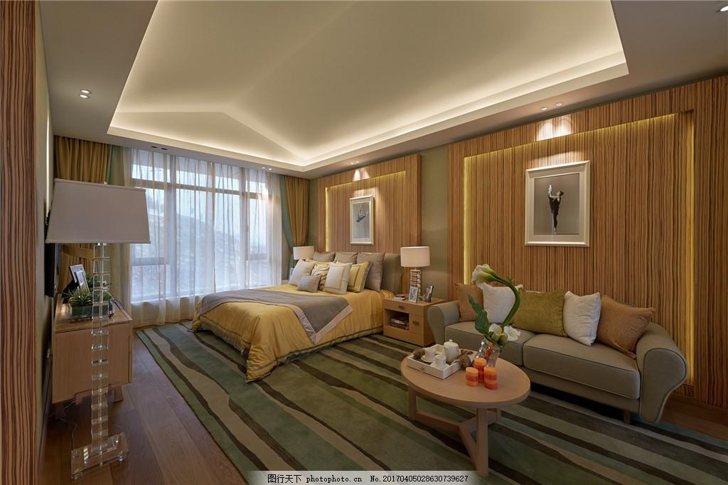 现代单身公寓装修效果图