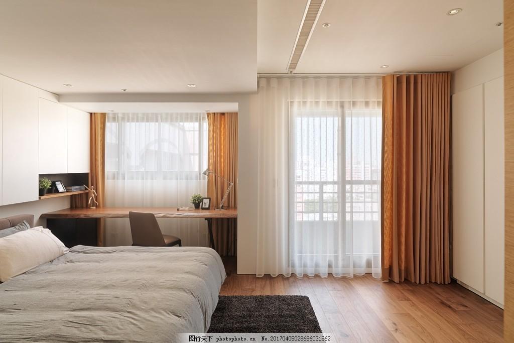 港式时尚卧室窗户设计图 家居 家居生活 室内设计 装修 室内 家具