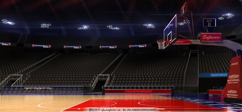 席座位 室内篮球场 体育场馆 篮板篮 球场侧面 cba nba 篮球 球场图片