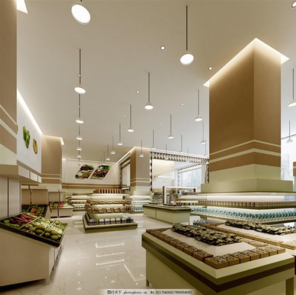商场卖场效果图 室内设计 室内效果图 室内装修 装饰公司 家装公司