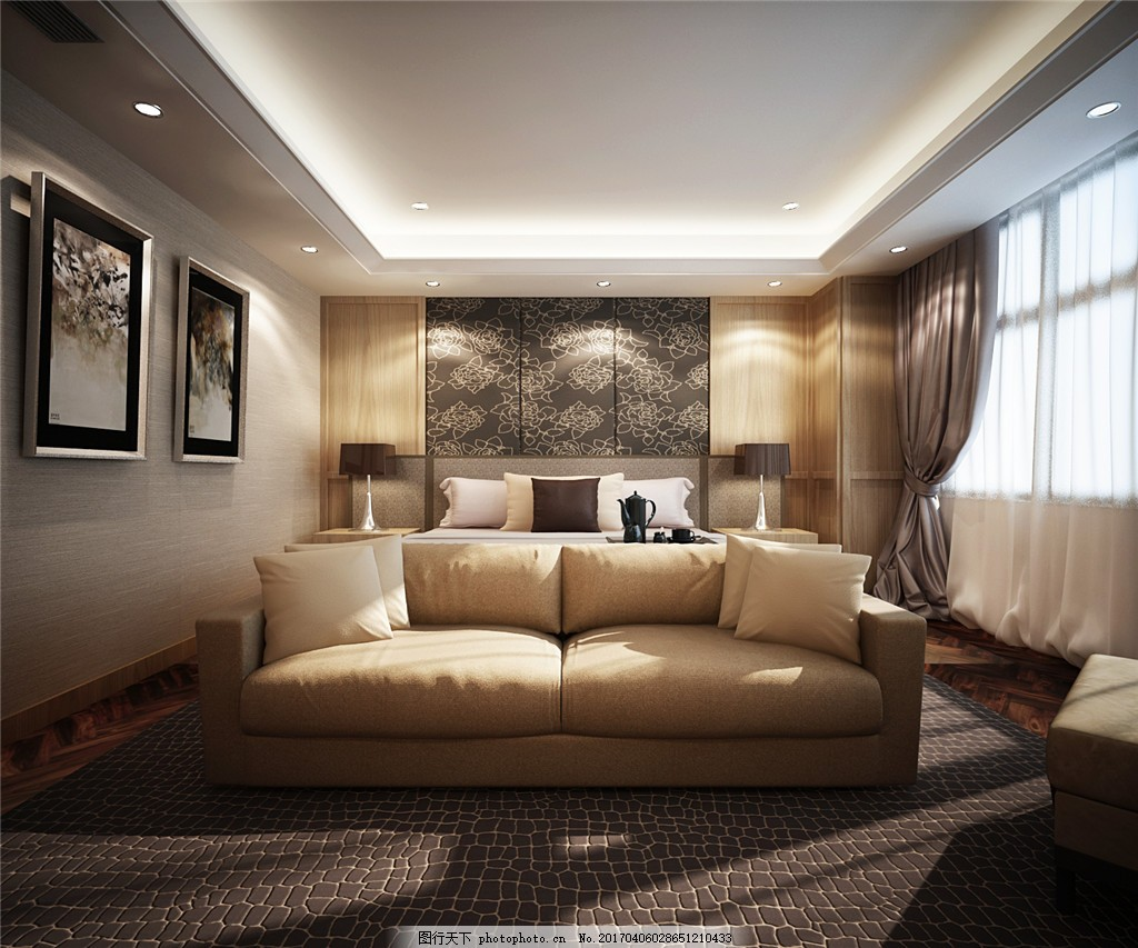 欧式现代客厅装修效果图 温馨 影视墙 装修效果 客厅装修效果图 客厅