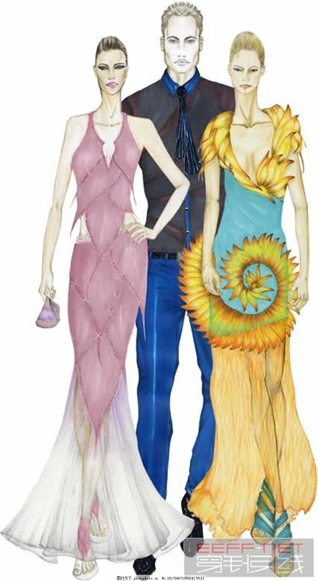 服装设计 时尚女装 职业女装 职业装 女装设计效果图 jpg 短裙 服装