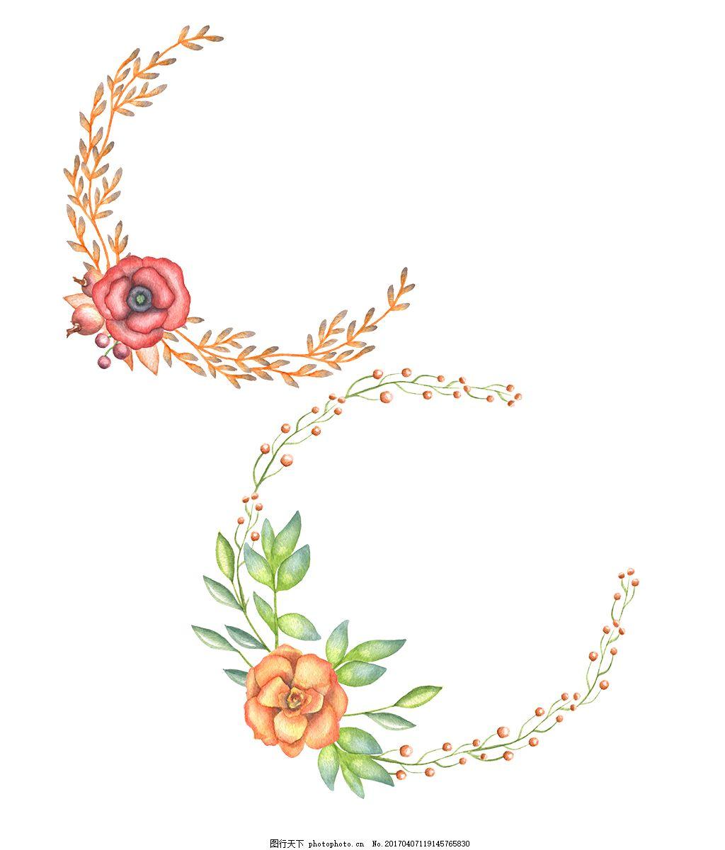 彩铅树枝的画法
