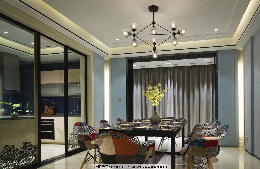 室内客厅装饰设计效果