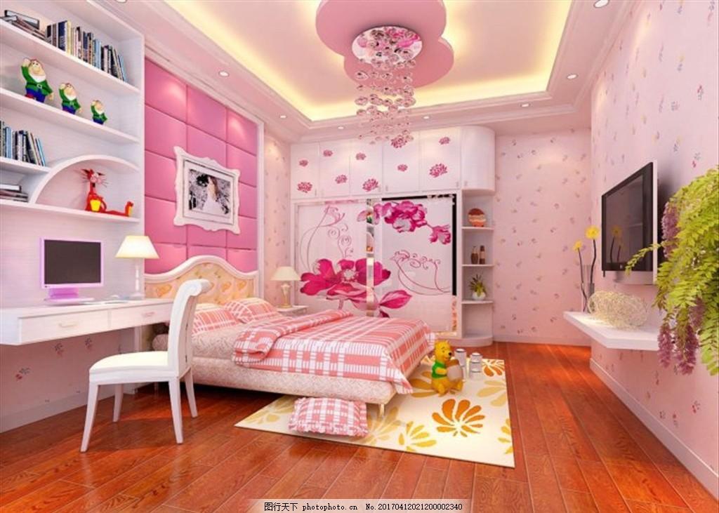 办公室 大厅 工装 中式装修 欧式装修 沙发模型 床模型 电视背景墙