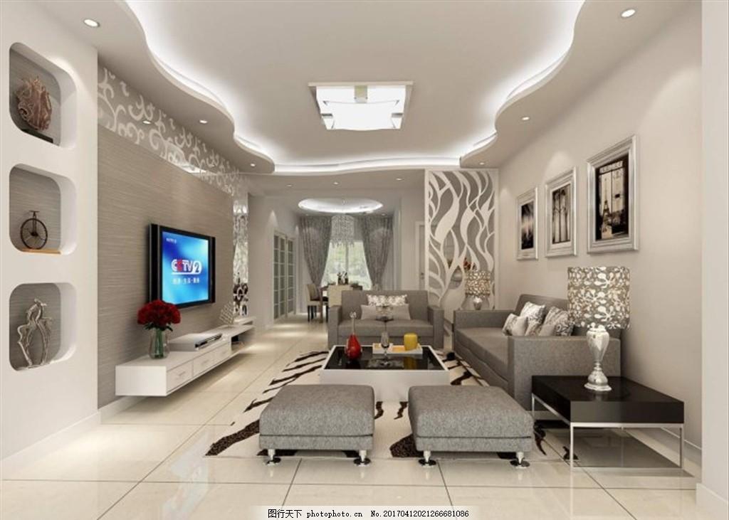 客厅装饰室内效果图 室内设计 室内装修 装饰公司 家装 客房 卧室图片
