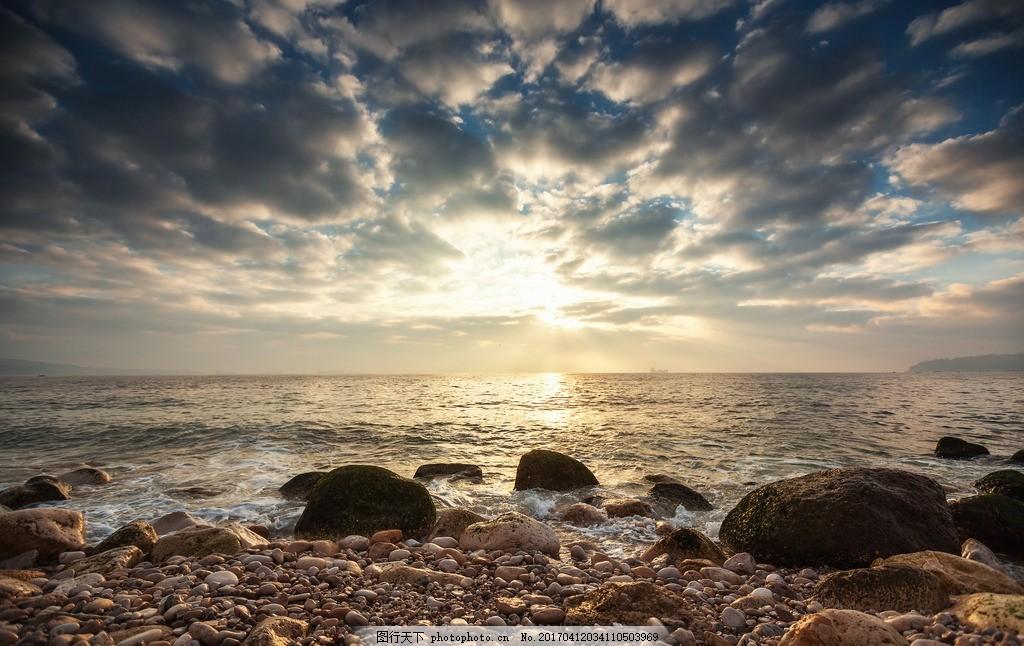 大海边蓝天风景 大海 水中 大海边风景 蓝天白云 蓝天 海面 摄影 自然