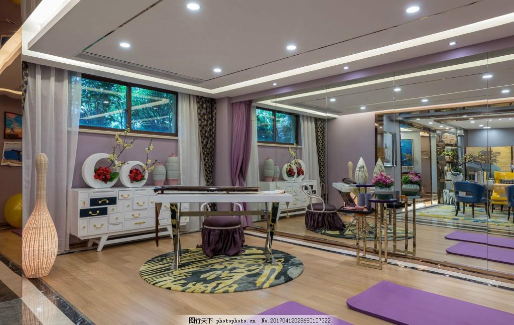 创意时尚室内吊顶设计图 家居 家居生活 室内设计 装修 室内 家具