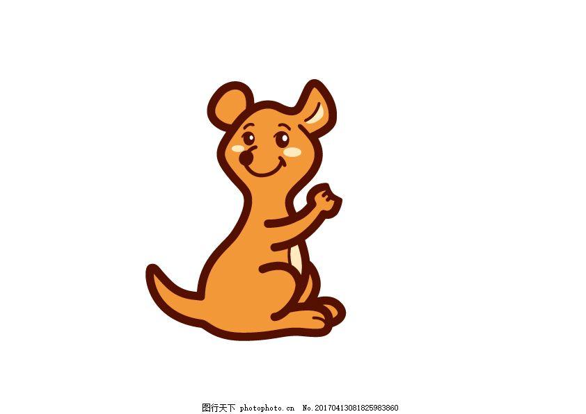 设计图库 动漫卡通 卡通动物    上传: 2017-6-9 大小: 1.