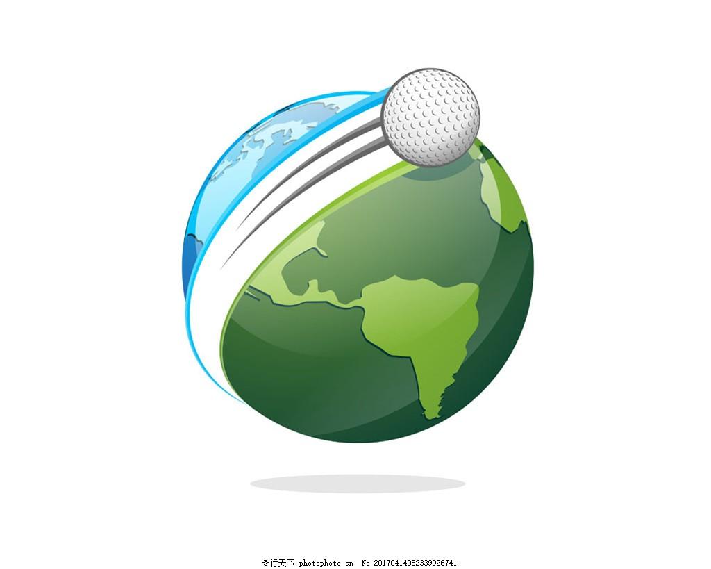 高尔夫标志图片