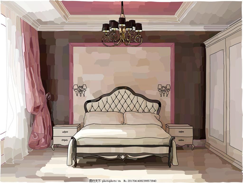 卡通卧室装修设计图片
