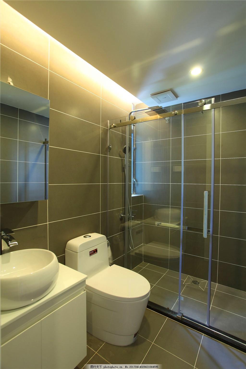 卫生间装修效果图 家装效果图 欧式装修效果图 奢华 设计素材 时尚