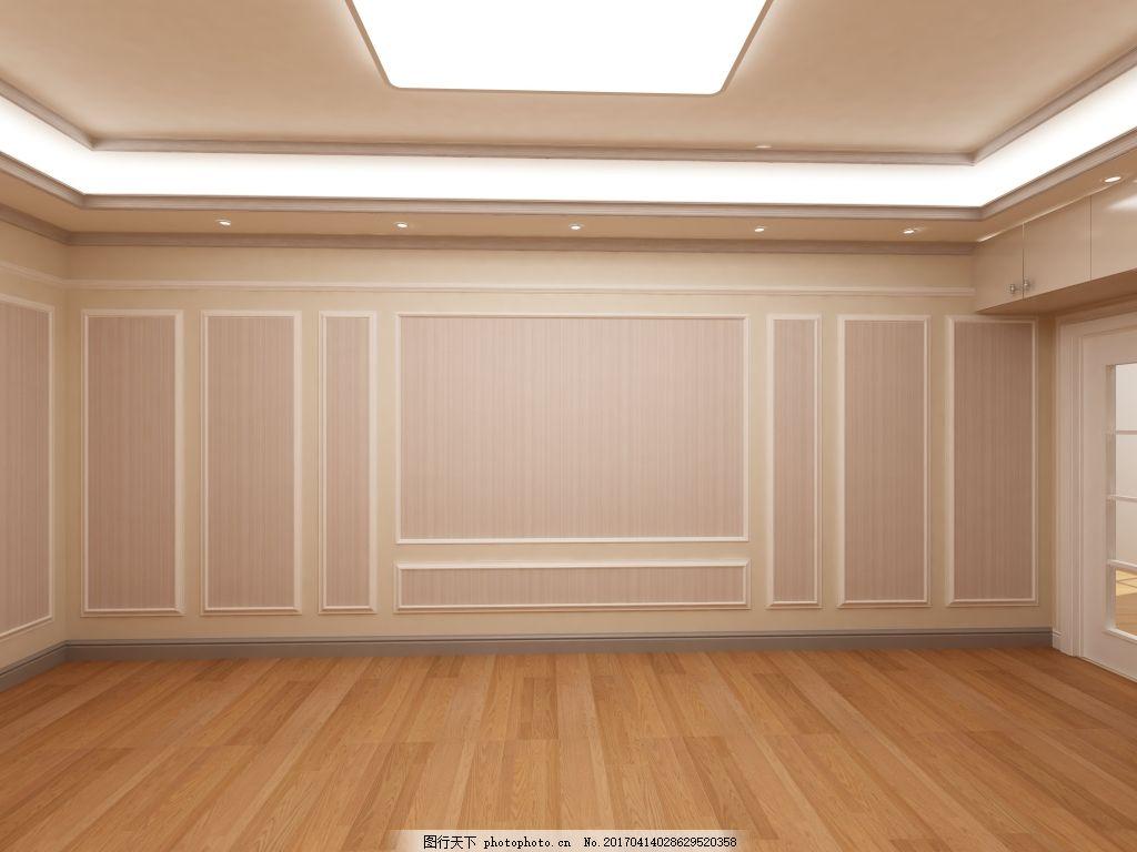 卧室内墙面设计效果