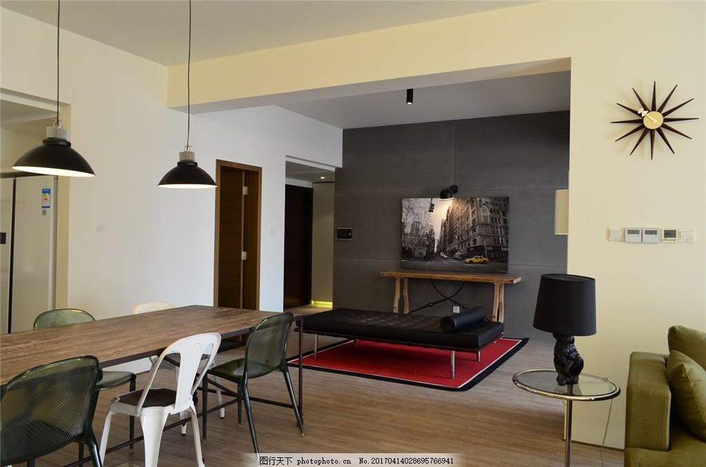 小户型室内餐厅设计图 家居 家居生活 室内设计 装修 室内 家具 装修