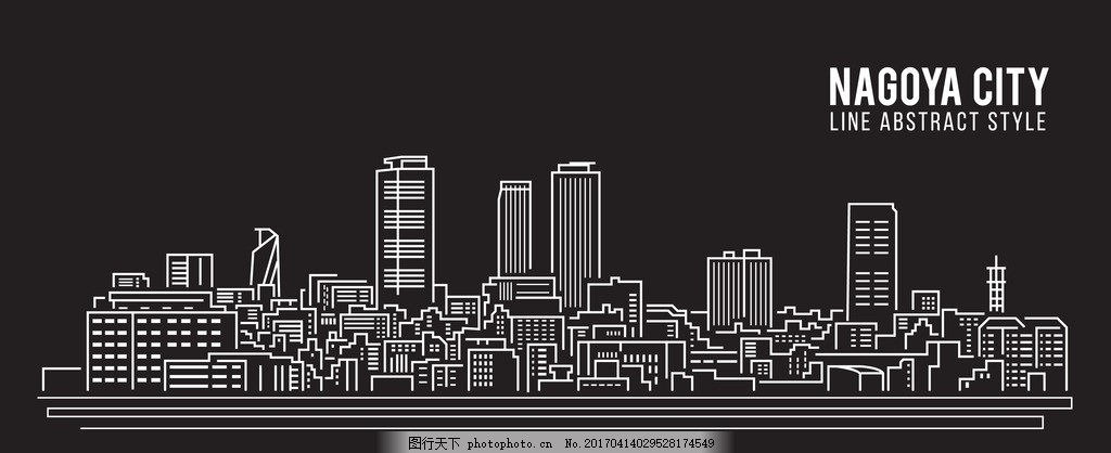 城市地标剪影 城市地标 地标剪影 城市剪影 建筑剪影 城市矢量图 剪影