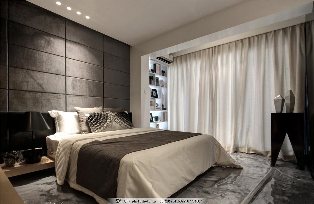 背景墙 房间 家居 设计 卧室 卧室装修 现代 装修 1024_664图片