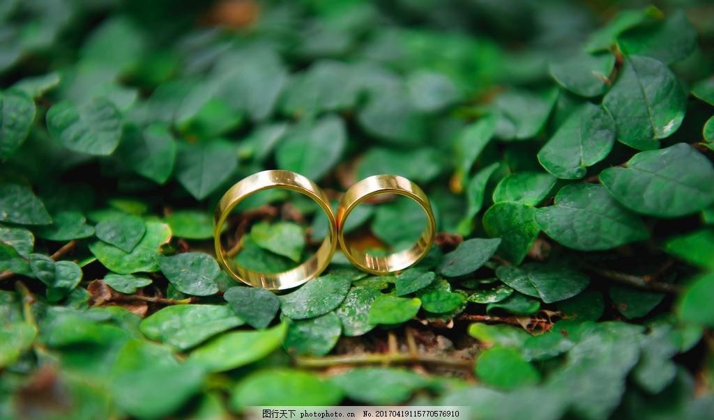 黄金戒指 首饰 珠宝 财宝 周大生 周大福 摄影 其他 图片素材