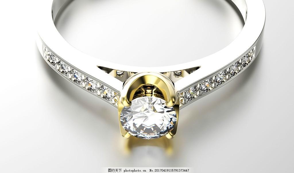 钻戒 首饰 珠宝 财宝 钻石 戒指 钻石戒指 周大生 周大福 克拉