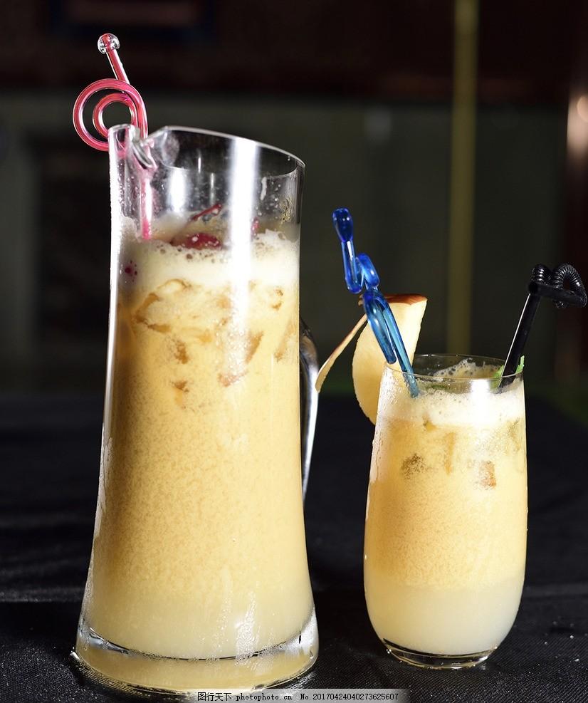 苹果奇异果汁_苹果雪梨汁 苹果汁 水果 新鲜果汁 新鲜水果汁 摄影