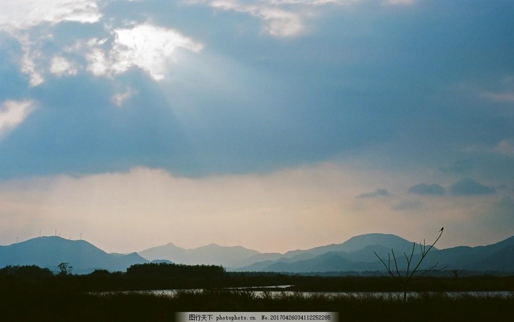 广海镇自然风景 台山市广海镇 摄影照片 旅游 海报素材 旅游摄影