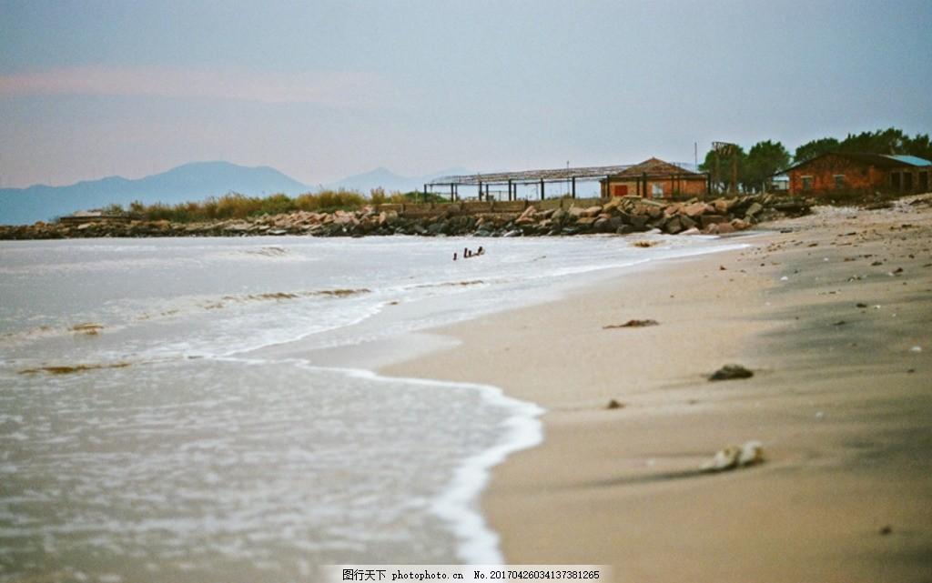 市广海镇 海滩码头 摄影图片 自然风光 旅游 摄影 旅游摄影 自然风景