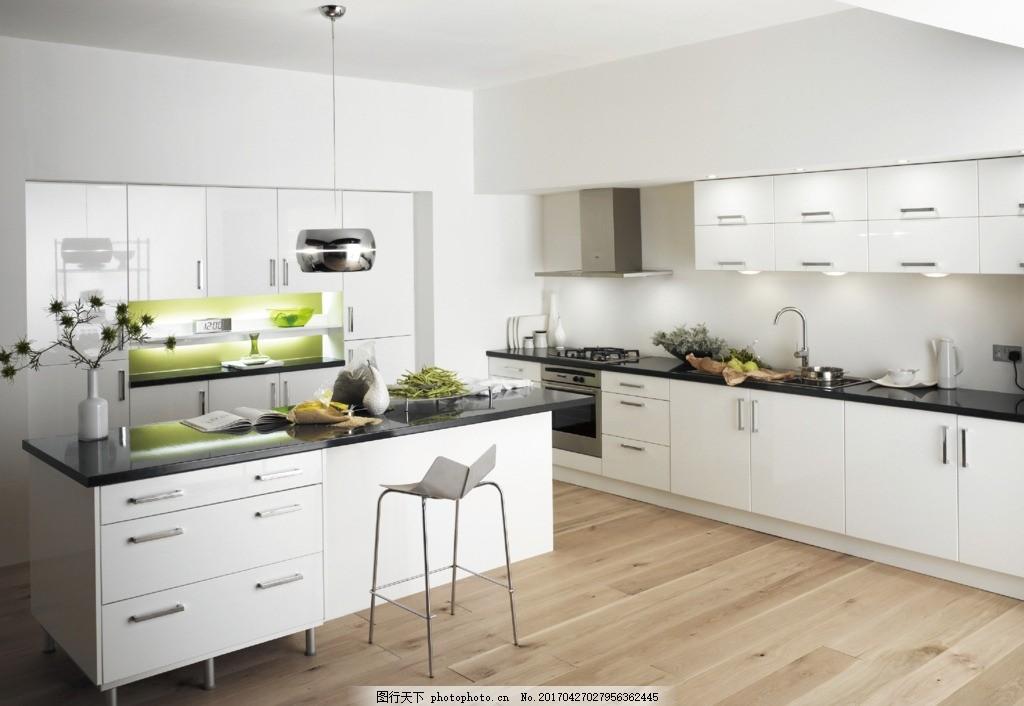 厨房橱柜 餐桌 餐厅 定制家具 装修 装饰 家庭装修 板材 实木橱柜图片