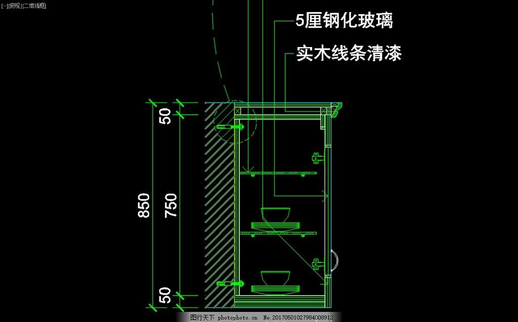 室内图块工装立厨房,序列办公桌欧式门栏安机械v工装工程师剖面图片
