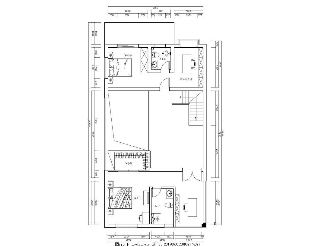 简约室内装修手稿图 家居 家居生活 室内设计 家具 装修设计 效果图图片