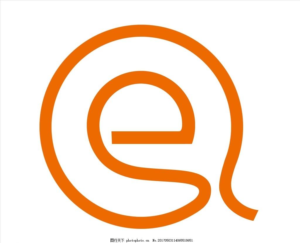网络 电商 橙色 线条 标志图标 其他图标