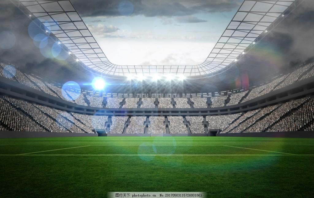 灯光 露天 室内 草地 比赛 场地 世界杯足球场 足球场示意图 足球场地