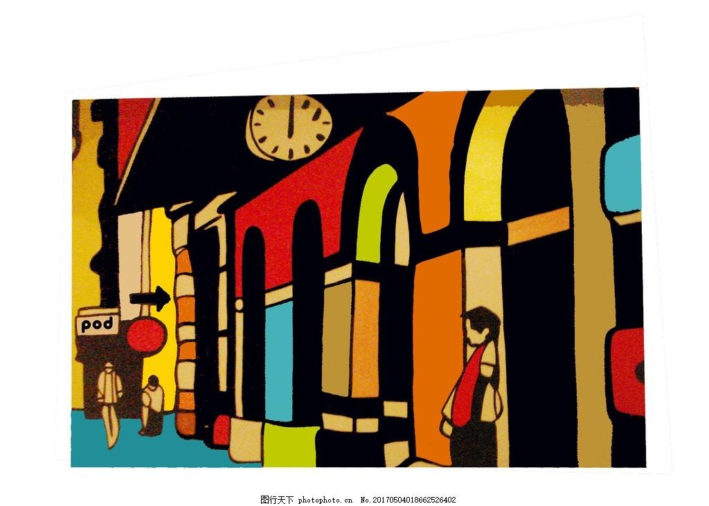涂鸦背景墙 篮球涂鸦 运动涂鸦 墙画 动感人物 运动 插画 设计 装饰画图片