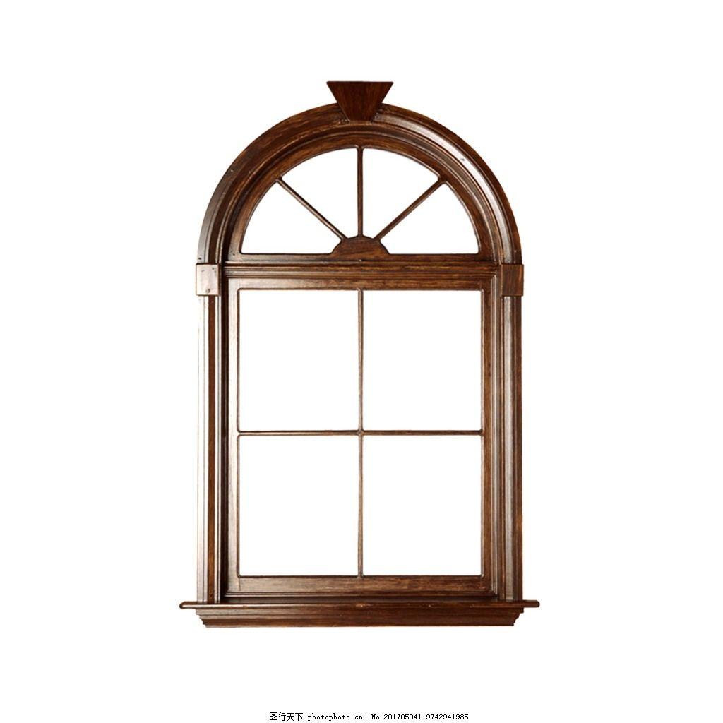 欧式窗户元素