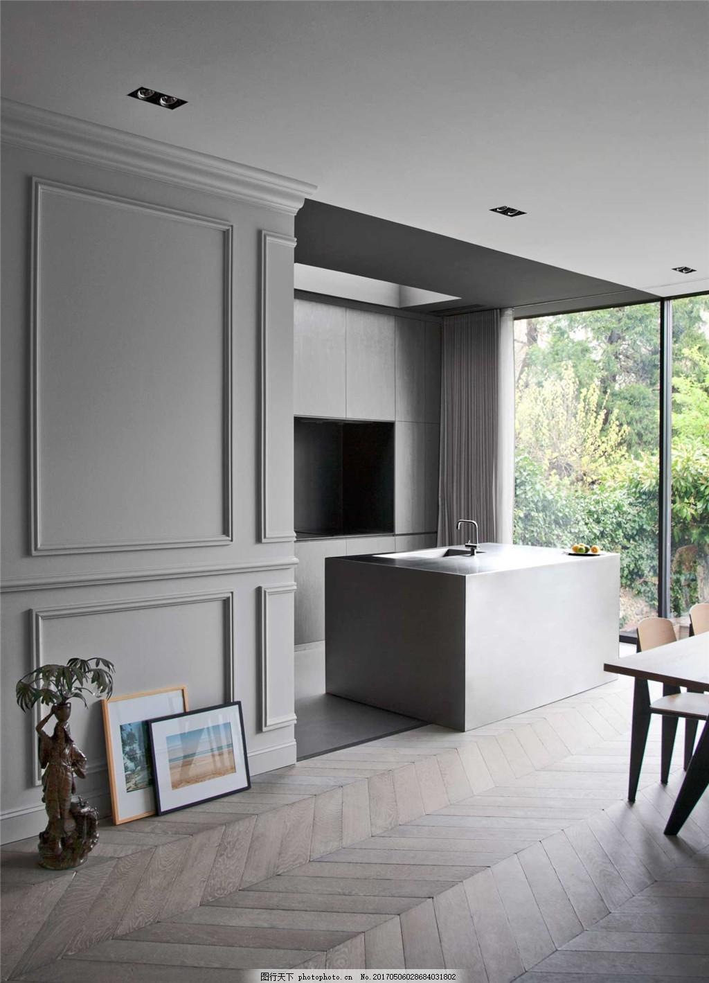 现代客厅简装效果图 室内设计 家装效果图 现代装修效果图 时尚 奢华