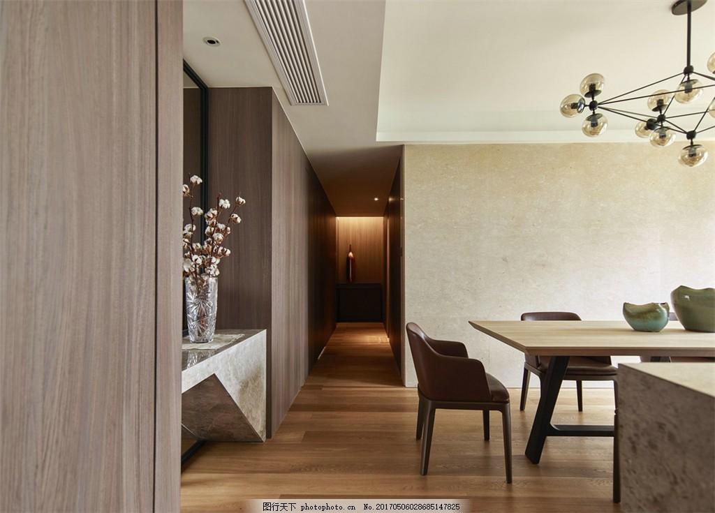 现代餐厅简装效果图 室内设计 家装效果图 现代装修效果图 时尚