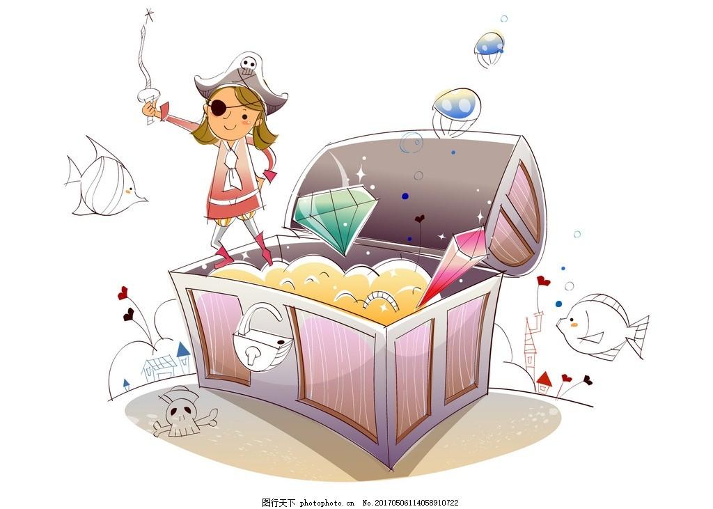 线条 儿童 卡通 简笔画 韩国 卡通娃娃 卡通 设计 动漫动画 动漫人物