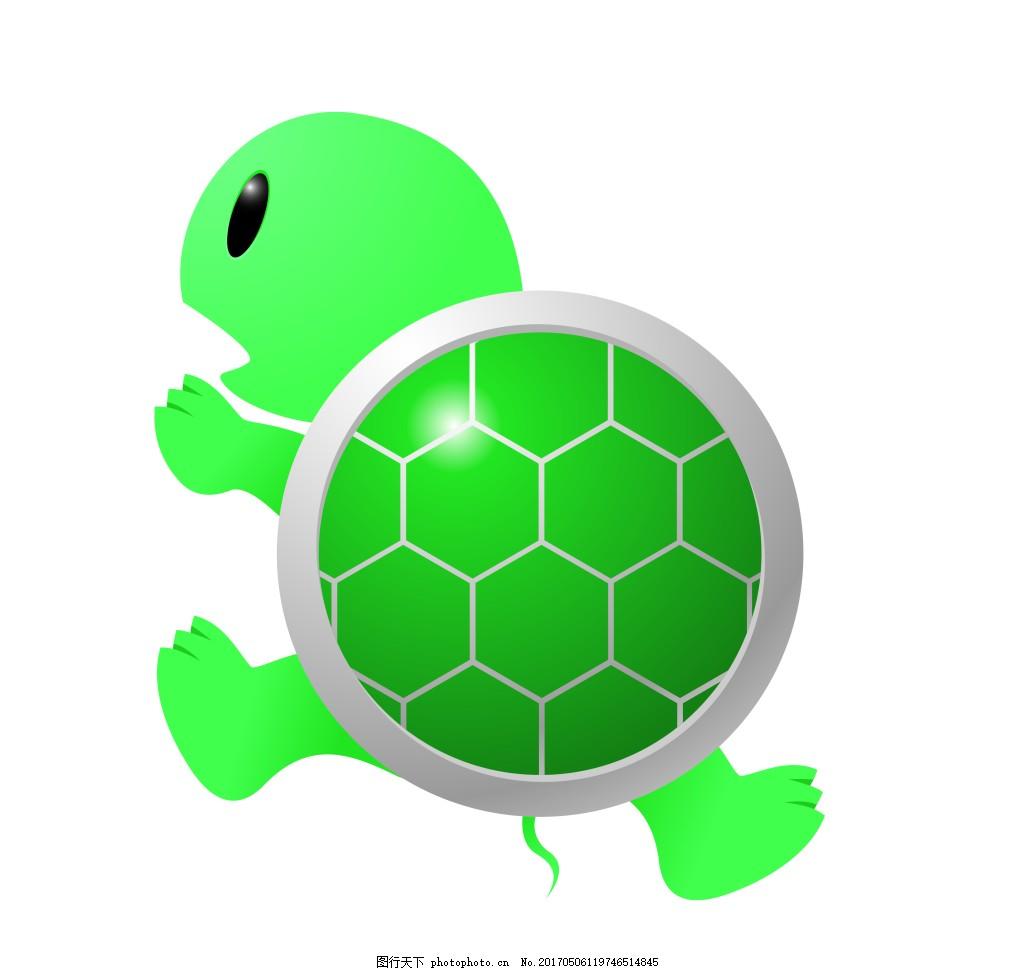矢量卡通乌龟eps 矢量动物素材模板矢量动物素材图片下载 卡通动物图片