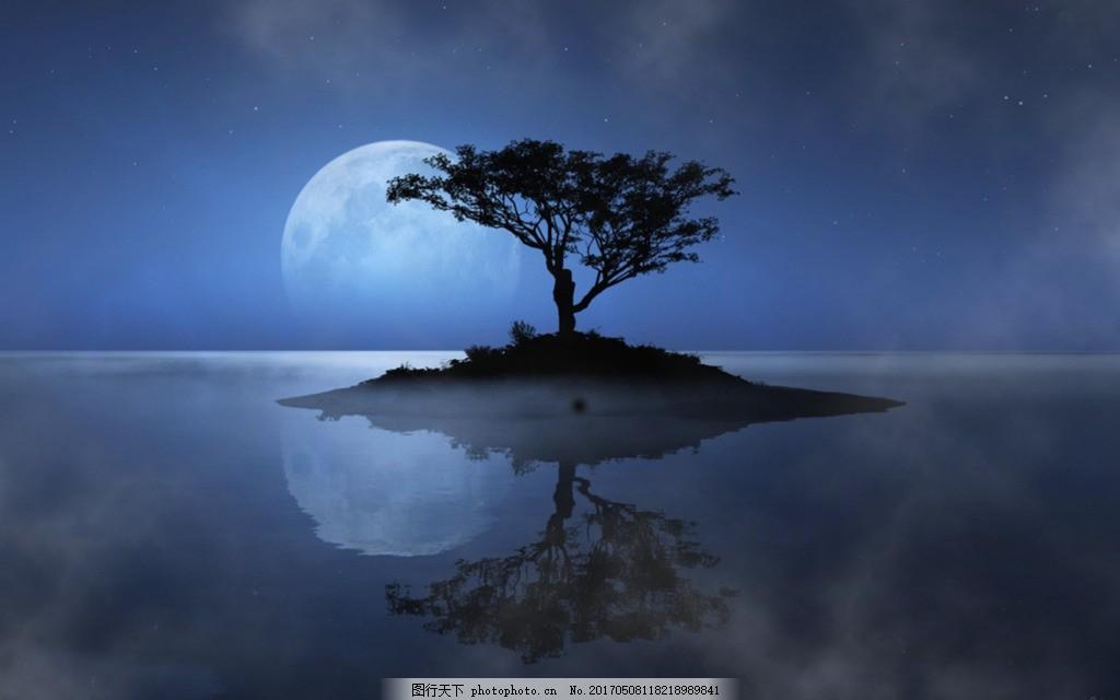 蓝色月光侦探礹.+y��_蓝色月光背景