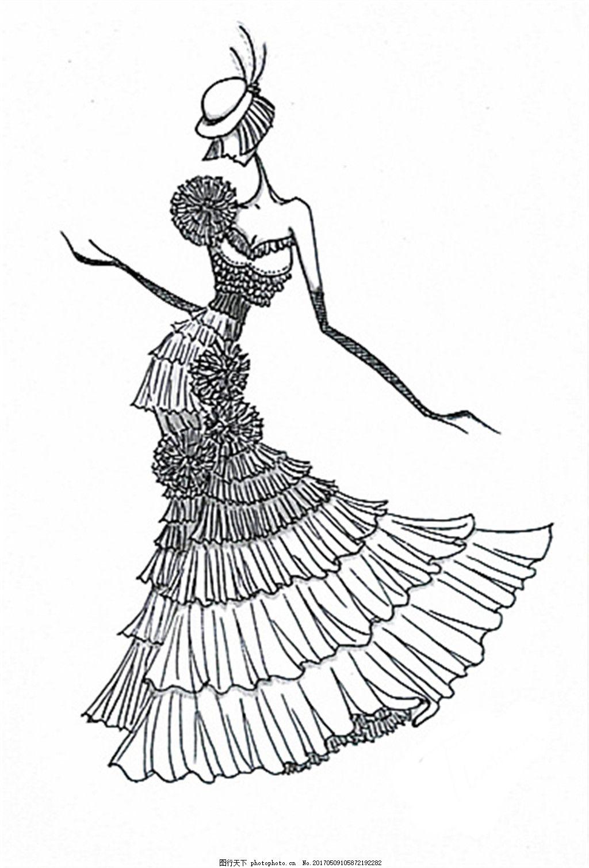 服装设计 时尚女装 职业女装 女装设计效果图 jpg 短裙 服装图片免费
