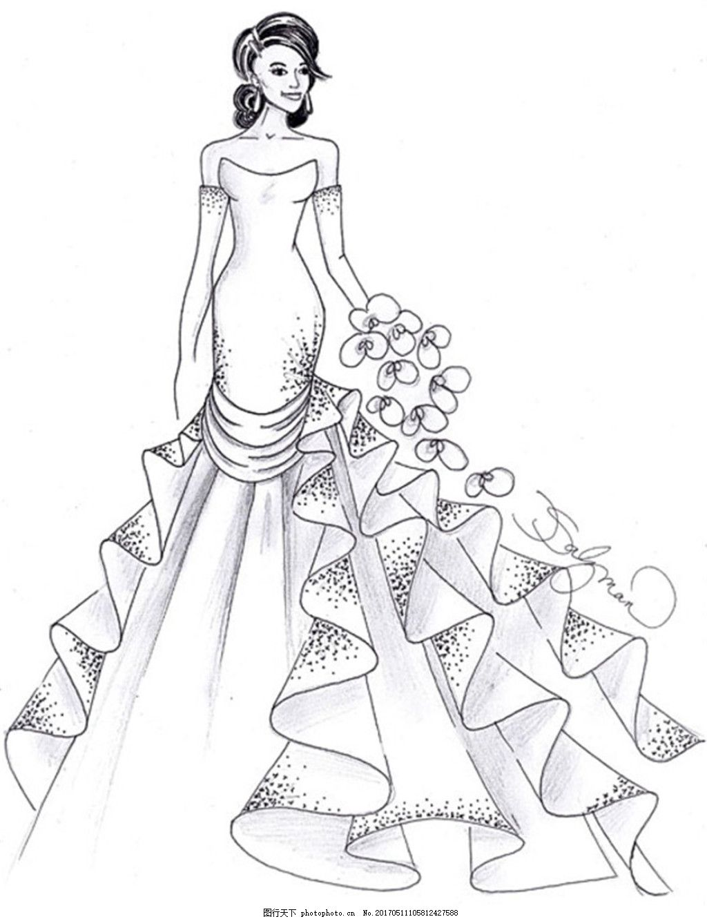 衬衫 服装图片免费下载 女装设计 服装效果图 连衣裙 长裙 婚纱 礼服