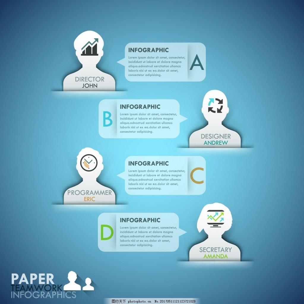 商业信息分析创意设计图 广告背景 背景素材 素材免费下载 商务