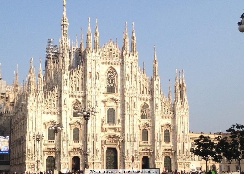 哥特式建筑图片