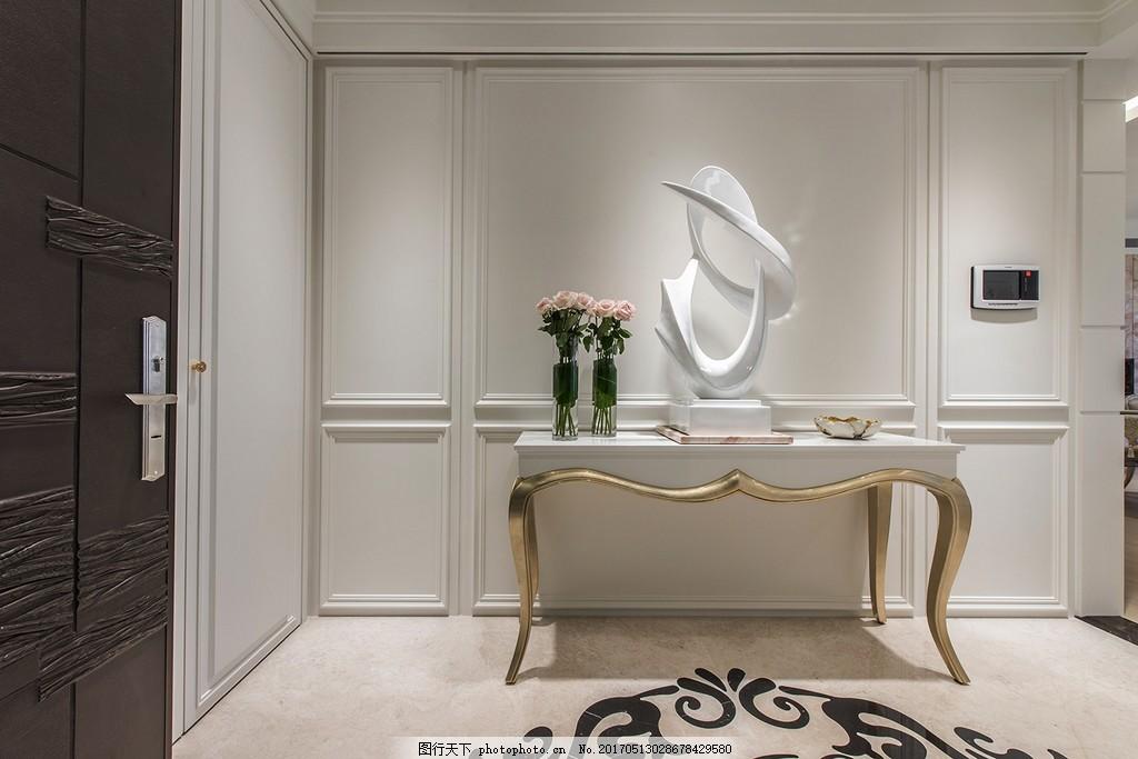 欧式室内背景墙设计图 家居 家居生活 室内设计 装修 家具 装修设计