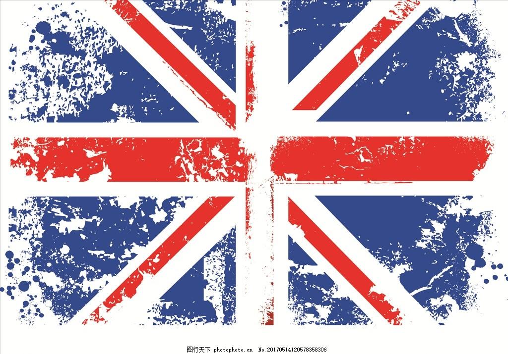 英国国旗 国家 旗子 英国的旗子 广告设计 其他