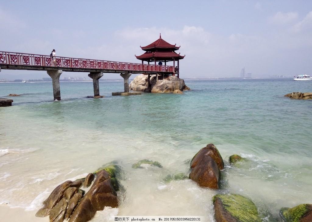 三亚蜈支洲岛海滩