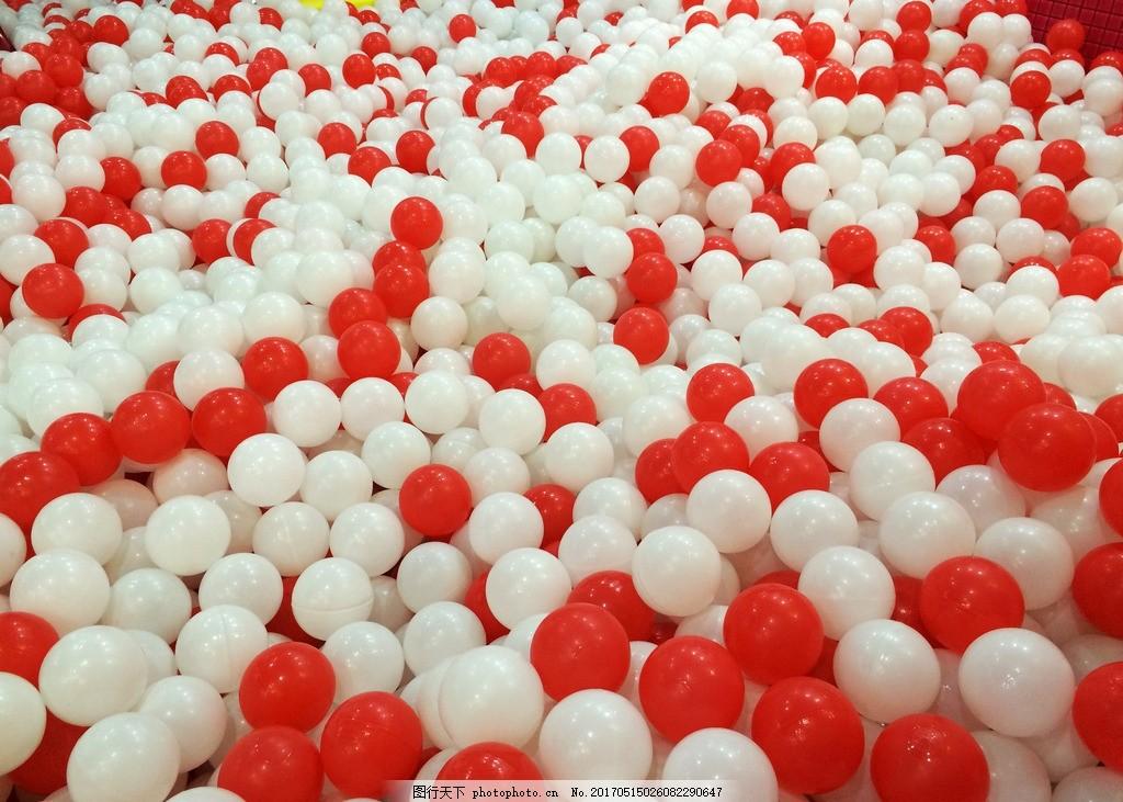 儿童室内游乐场 海洋球
